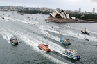 The World Heritage-listed venue's value in cementing national identity alone was estimated at A$2 billion. Photo / AP