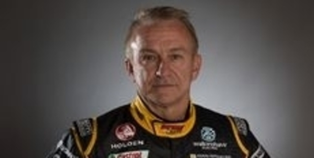 Russell Ingall, known to all as The Enforcer.
