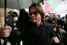 Raffaele Sollecito, ex-boyfriend of Amanda Knox, insists he is innocent. Photo / AP