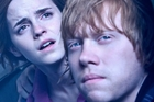 Hermione and Ron were a mismatch says the author. Photo / AP