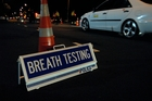 A reduced adult breath alcohol limit of 250mcg is expected to take effect later this year.  Photo / APN
