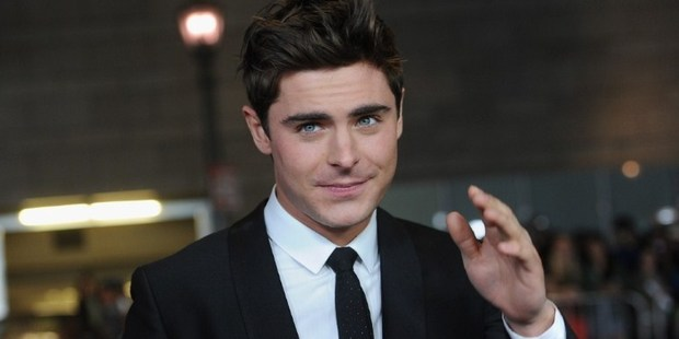 Actor Zac Efron has confirmed he is in talks about appearing in 'Star Wars: Episode VII'. Photo / AFP
