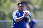 Keven Mealamu will not get his first Blues game until round two against the Crusaders. Photo / Getty Images