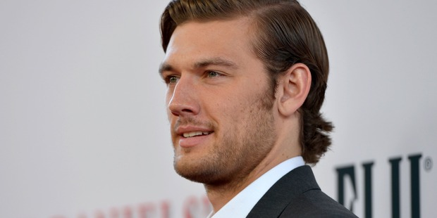 Alex Pettyfer. Photo / Getty Images