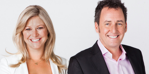 Toni Street and Mike Hosking are the cover stars on this week's Woman's Day.