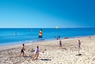 Hervey Bay is acclaimed as the whale-watching capital of the world and has a moderate climate.