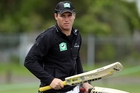 Doug Bracewell and Jesse Ryder are on the razor's edge with NZ Cricket. Photo/File