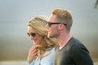 Ronan Keating started dating 32-year-old television producer Uechtritz in September 2012. Photo / Warren Buckland
