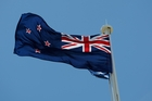 New Zealand is one of just five Commonwealth countries to retain the Union Jack. Photo / Richard Robinson