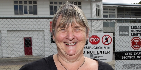 Point Chevalier School Principal Sandra Aitken said being targeted was upsetting.