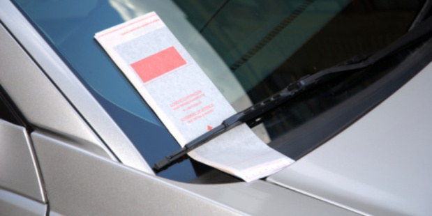 Alisha Burridge was fined $40 for her parking attempt outside Postie Plus. Photo/Thinkstock