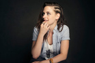 Kristen Stewart's poetry is getting attention for all the wrong reasons. Photo/AP