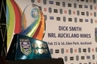 16 teams will compete in the first NRL Auckland Nines, attracting more than 90,000 fans through the gates of Eden Park. The players are just as excited as the fans in the new concept of the game and not really knowing how to play but they know the quicker you adapt the better your chance at winning.