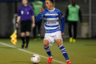 Ryan Thomas during the Dutch Eredivisie match between PEC Zwolle and Roda JC Kerkrade at IJsseldelta stadium. Photo / Getty Images.