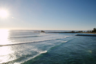 Currumbin Beach has spectacular views and a rich surfing history.