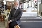 Aiden Shaw for Working Style. Photo / Supplied.