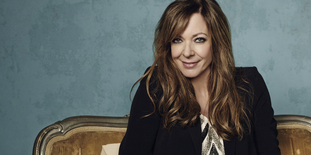 Allison Janney's 'Mom' is about a mum and daughter who are recovering from addiction.