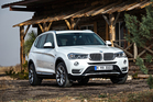 BMW X3. Photo / Supplied