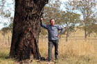 Doug Avery says new farming systems saved his business, his family and his life. Photo / The Australian
