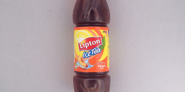 Lipton Ice Tea Peach. $2.69 for 500ml.