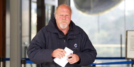Scott Macdonald is accused of using his friend's identity. Photo / Michael Craig