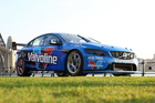 Volvo has just revealed its V8 Supercars vehicle for the upcoming season. Photo / Supplied