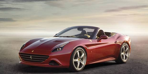 The Turbocharged Ferrari California T has been revealed ahead of official debut at Geneva. Photos / Supplied