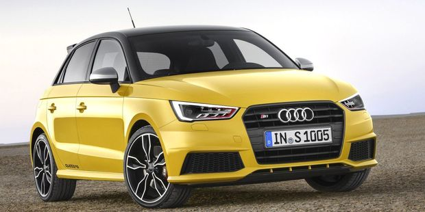 Audi have released details of its new S1 before its Geneva debut.