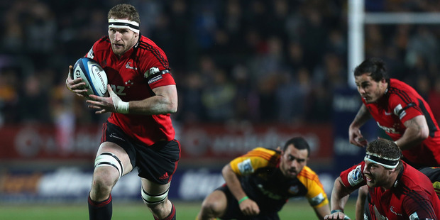 Big name hunting - where are Kieran Read and the All Blacks? Photo / Getty Images