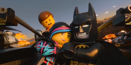 Chris Pratt, Elizabeth Banks and Will Arnett voice 'The Lego Movie'. Photo / AP