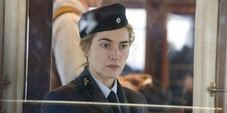 Kate Winslett in 'The Reader'.