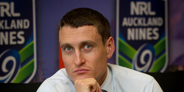 NRL Auckland Nines event organiser David Higgins, of Duco Events, said the company was in discussions with the online auction site TradeMe. Photo / Sarah Ivey