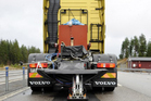 Volvo's truck division is cutting 2400 jobs