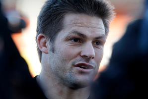Richie McCaw. Photo / Christine Cornege