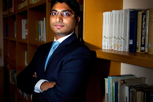 Shamubeel Eaqub Principal Economist for NZIER. Photo Marty Melville.