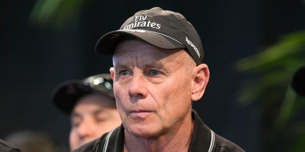 2013 Team New Zealand crew member Grant Dalton. Photo / Greg Bowker