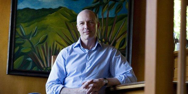 Simon Mercep. Photo / David White