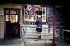 Four classrooms at Richmond Rd School in Ponsonby were badly damaged by a fire started in a toilet block. Photo / Sarah Ivey