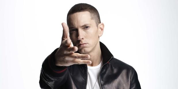 Eminem plays Rapture 2014 tonight.