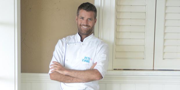 Celebrity chef Pete Evans. Photo / Grant Triplow.