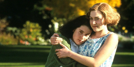 Melanie Lynskey and Kate Winslet in 'Heavely Creatures'.