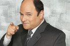 Actor comedian Jason Alexander who played George Costanza on 'Seinfeld'.