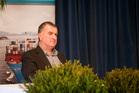 Pipfruit CEO Alan Pollard. Photo / Sam Hurley