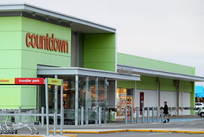 A campaign to boycott Countdown supermarkets is gathering pace. Photo / APN