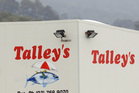 Talley's Fisheries in Greymouth. Photo / NZPA