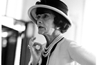 Coco Chanel (pictured in 1962) portrayed an effortless style. Picture / Supplied.