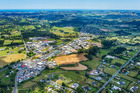 Opportunity knocks with this 10ha  parcel of prime land  in Kumeu that is set for residential and commercial development.