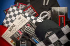 The MINI Prizepack will be given away to one lucky Driven fan on Facebook.