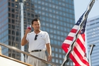 Leonardo DiCaprio plays Jordan Belfort in The Wolf of Wall Street, which has influenced US stock market regulation.