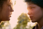 Adele Exarchopoulos and Lea Seydoux both contribute spellbinding performances in Blue is the Warmest Colour.